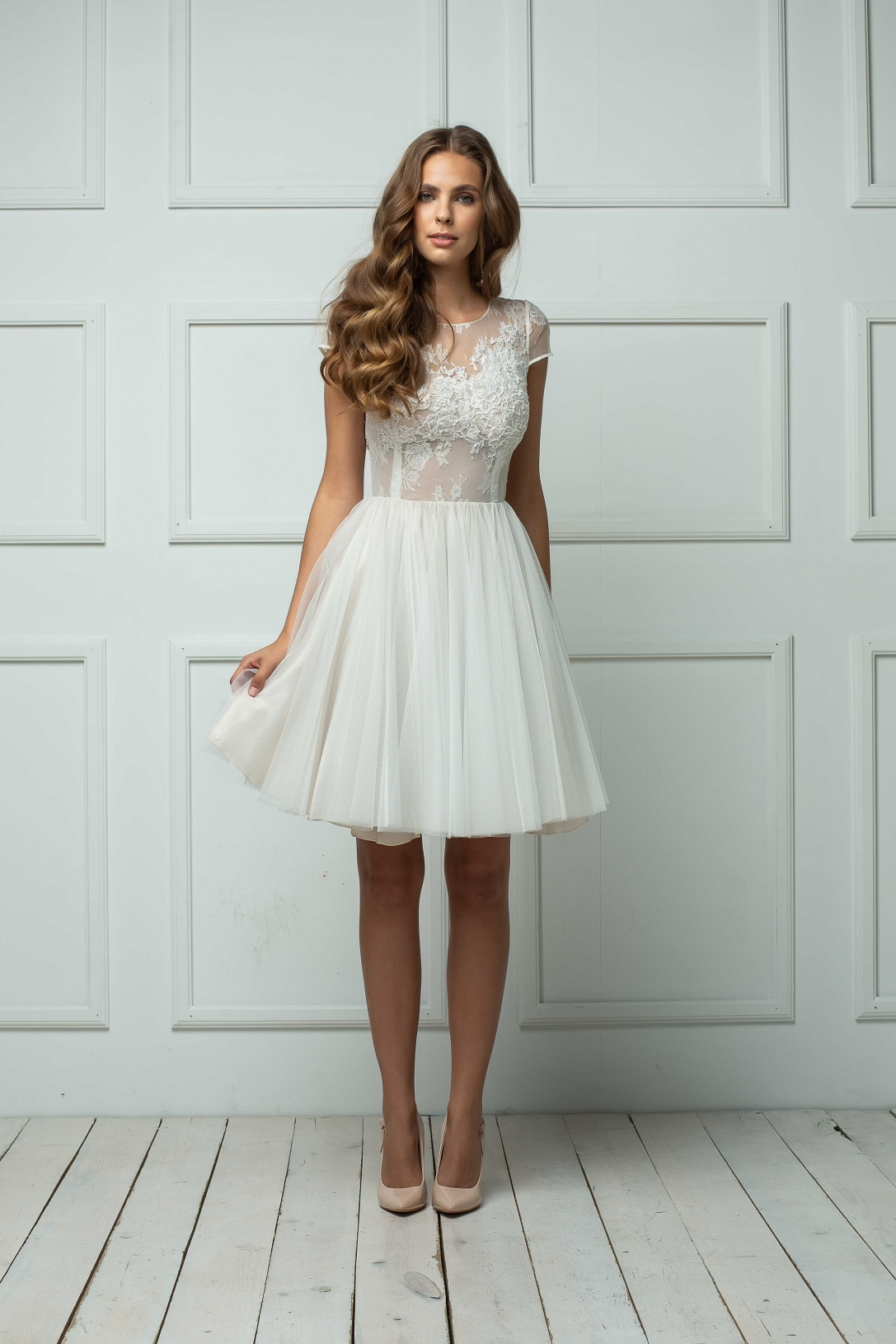Wedding dress 219