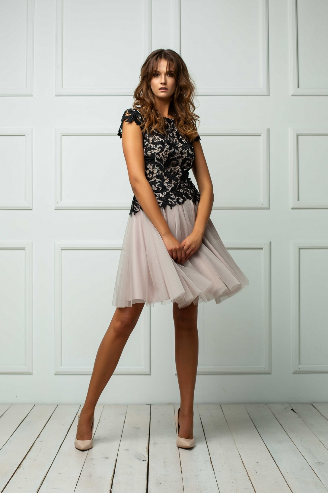 Платье 379