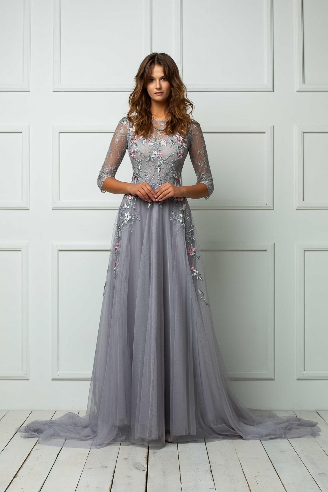 Вечернее платье 80