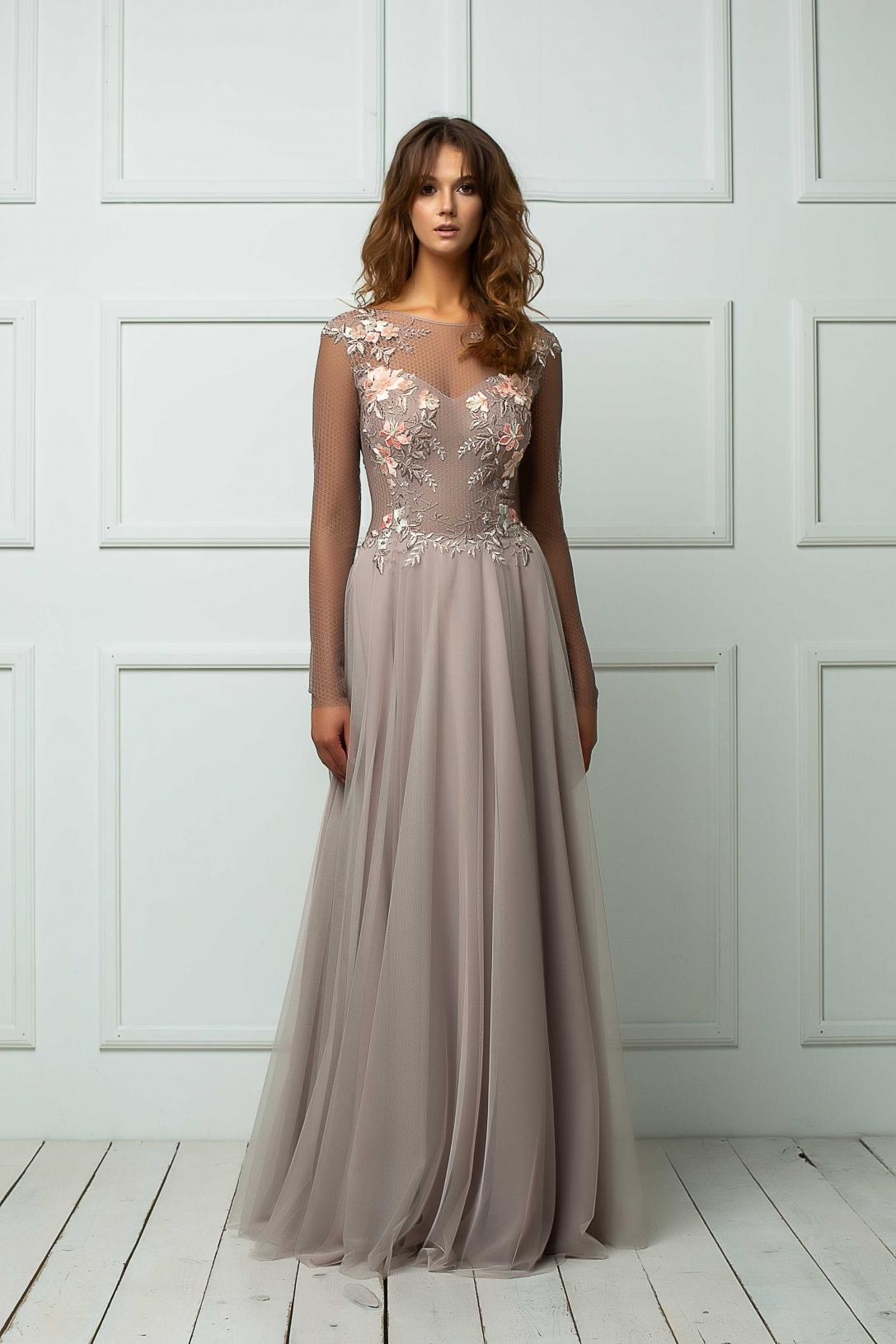 Вечернее платье 81