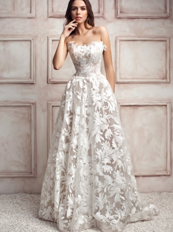 Wedding dress 265