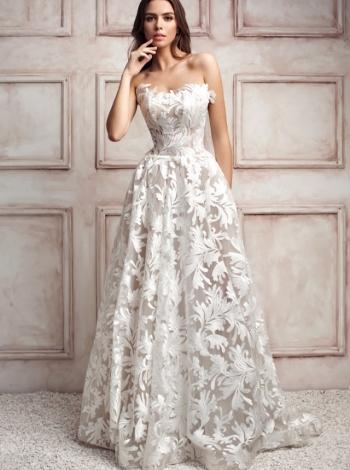 Wedding dress 265