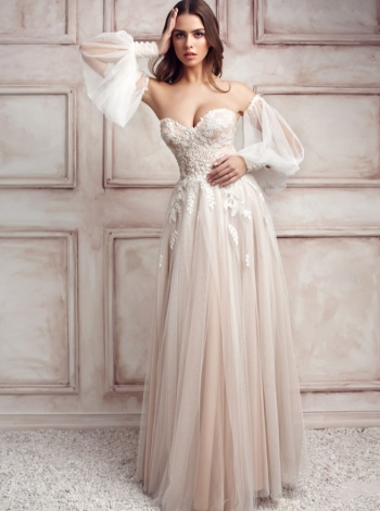 Wedding dress 262