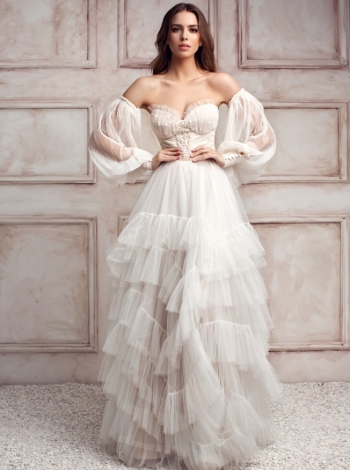 Wedding dress 263
