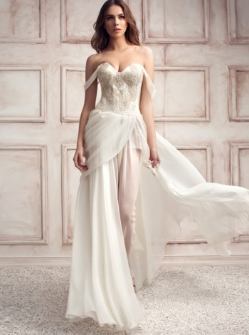 Wedding dress 266