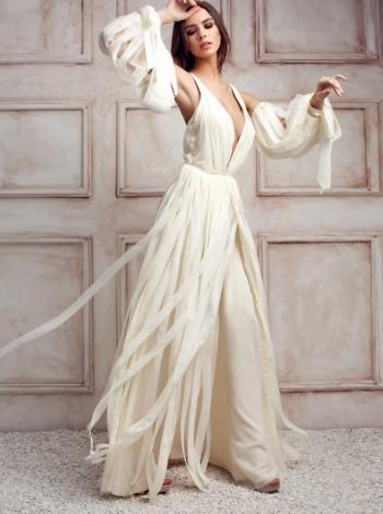 Wedding dress 268