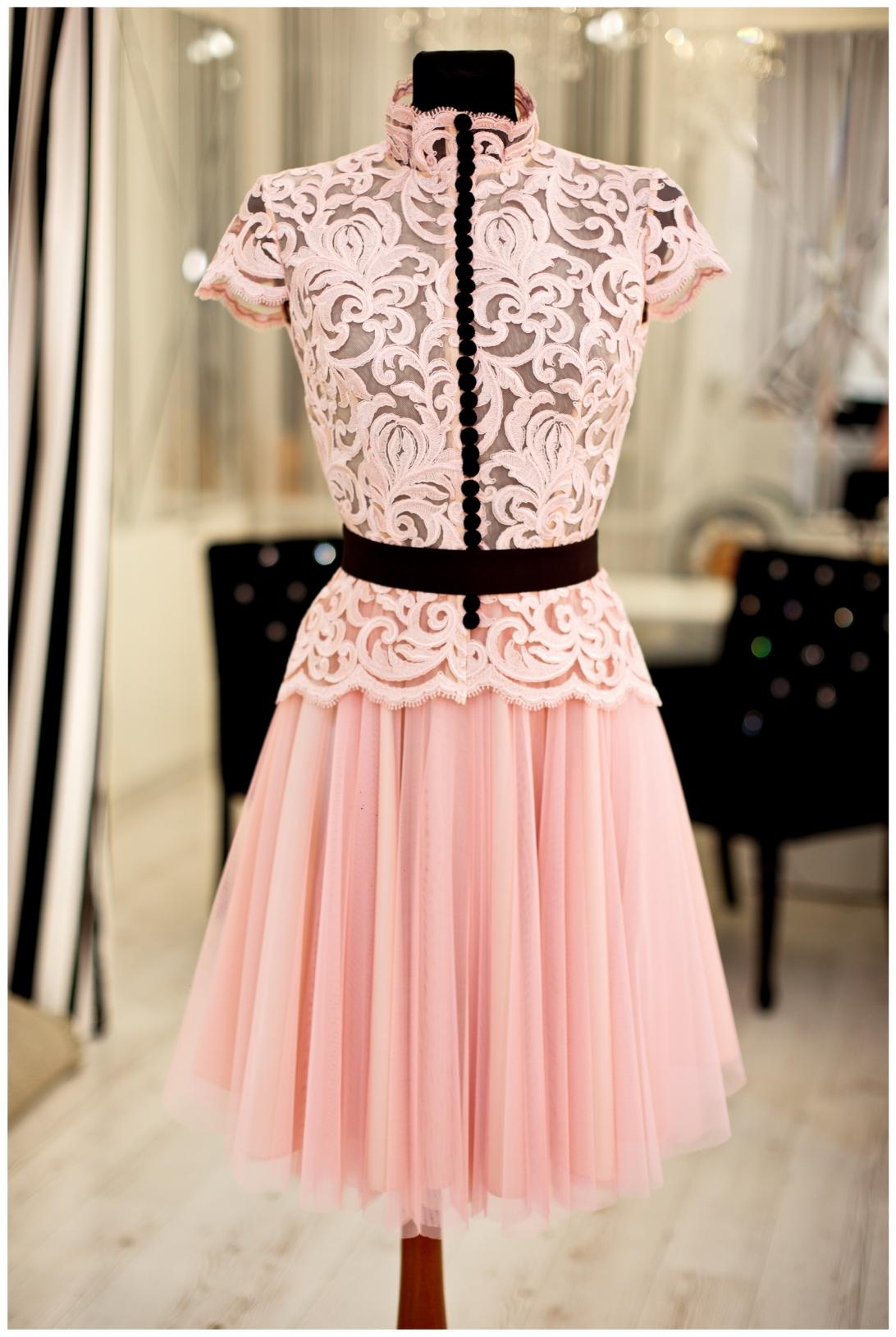 Праздничное платье 391