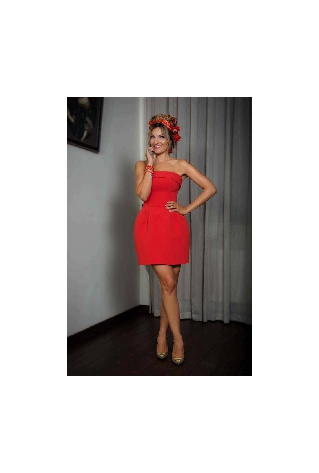 Платье 422