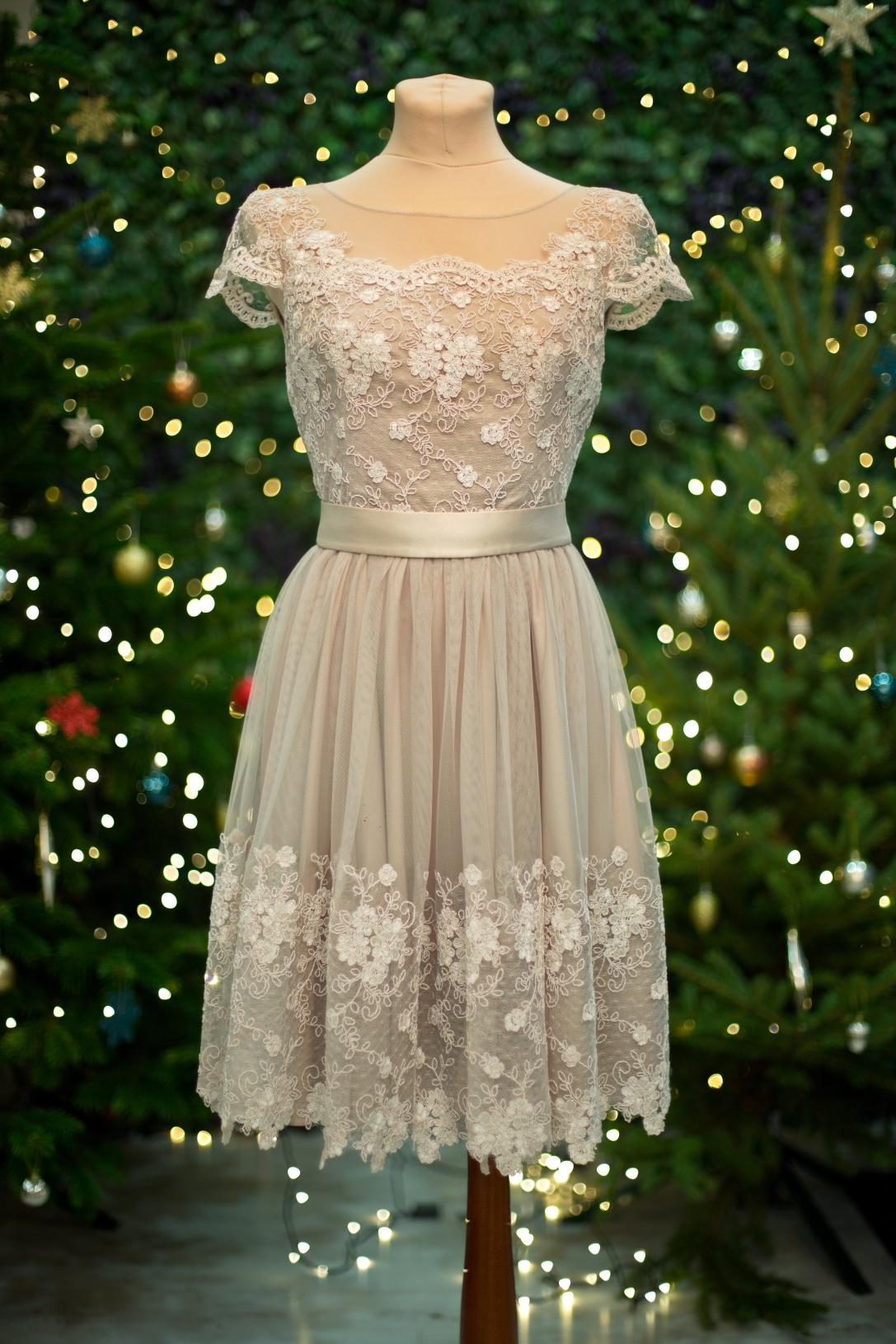 Proginė suknelė 10